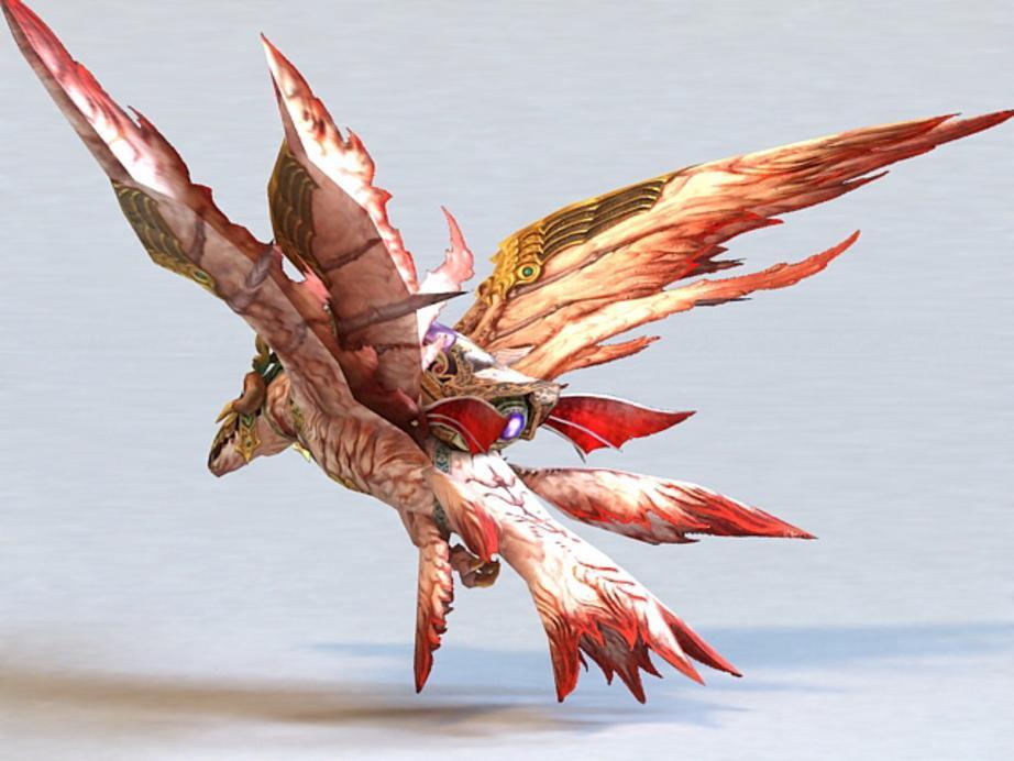Thunderbird Creature