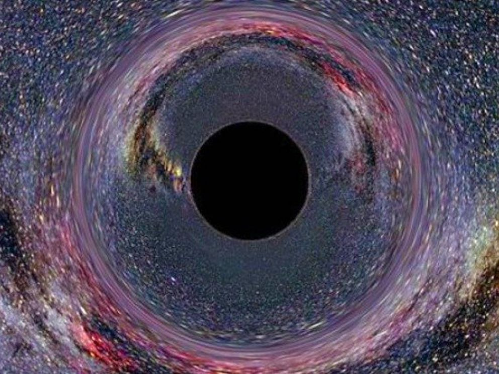 Astronomers are about to peer into a black hole for the ...