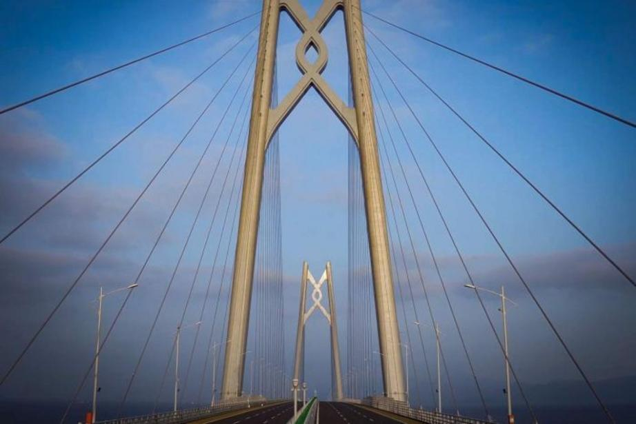 The Hong Kong-Zhuhai-Macao bridge will link up three Chinese cities and up to 60 million people.